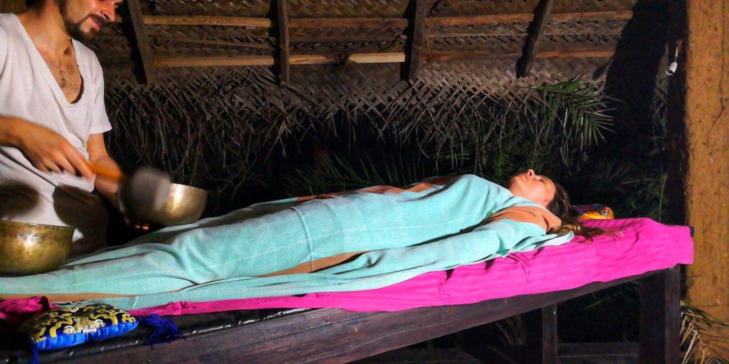 Sri Lanka Klangschalentherapie